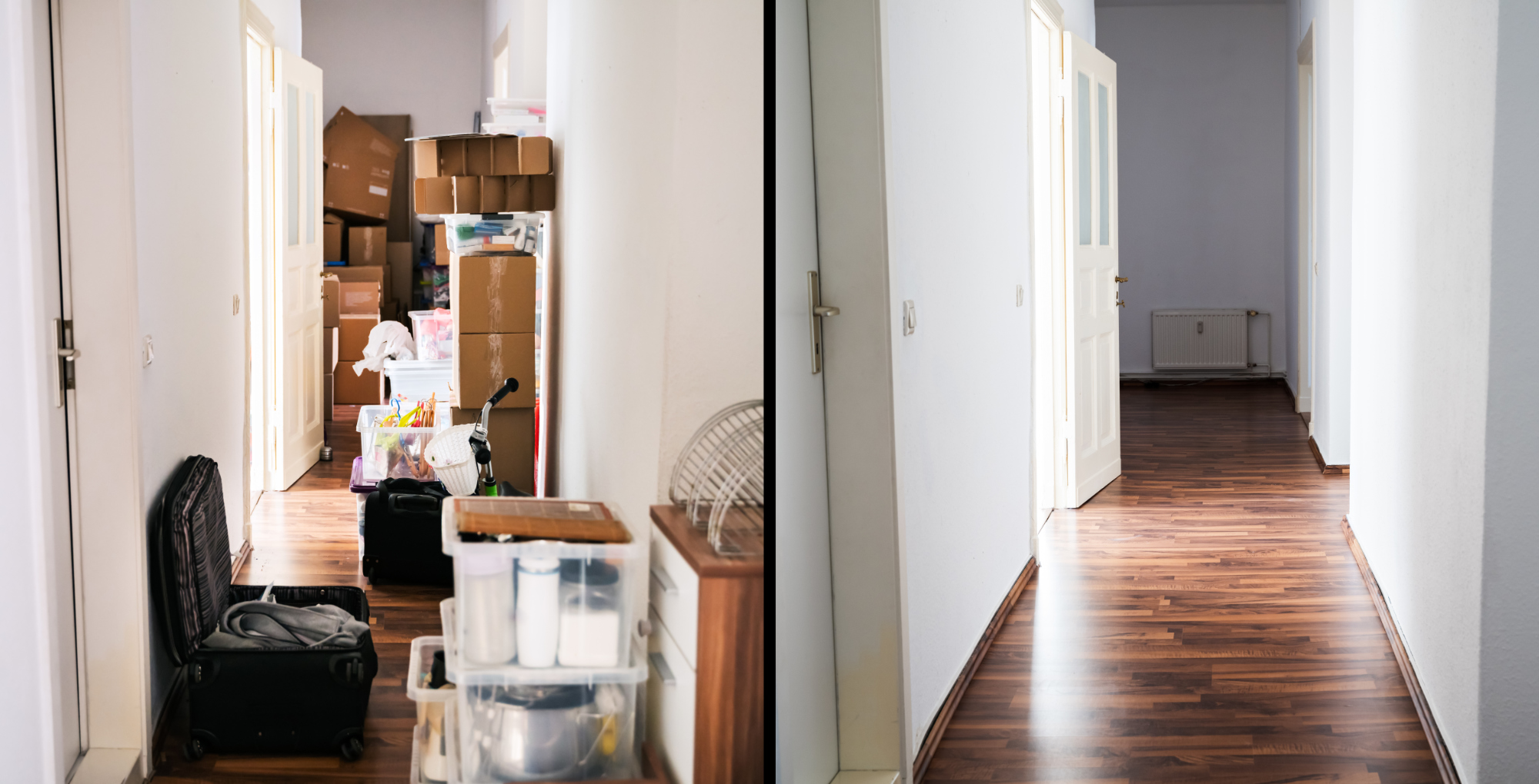 The de clutter struggle – It's easier than you think!